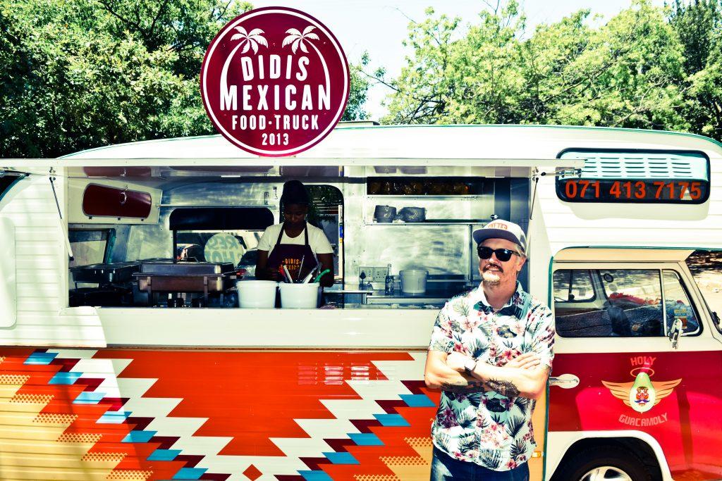 Didis Mexican Food Truck - New Design