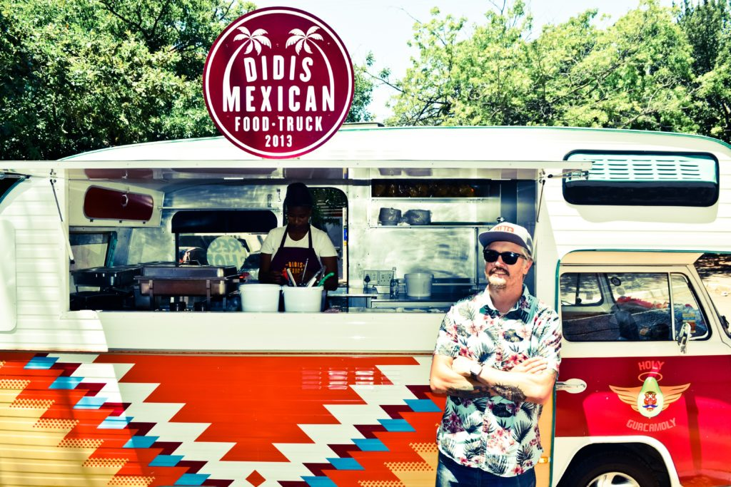 Didis Mexican Food Truck - New Design