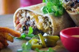 Didis Mexican Burrito